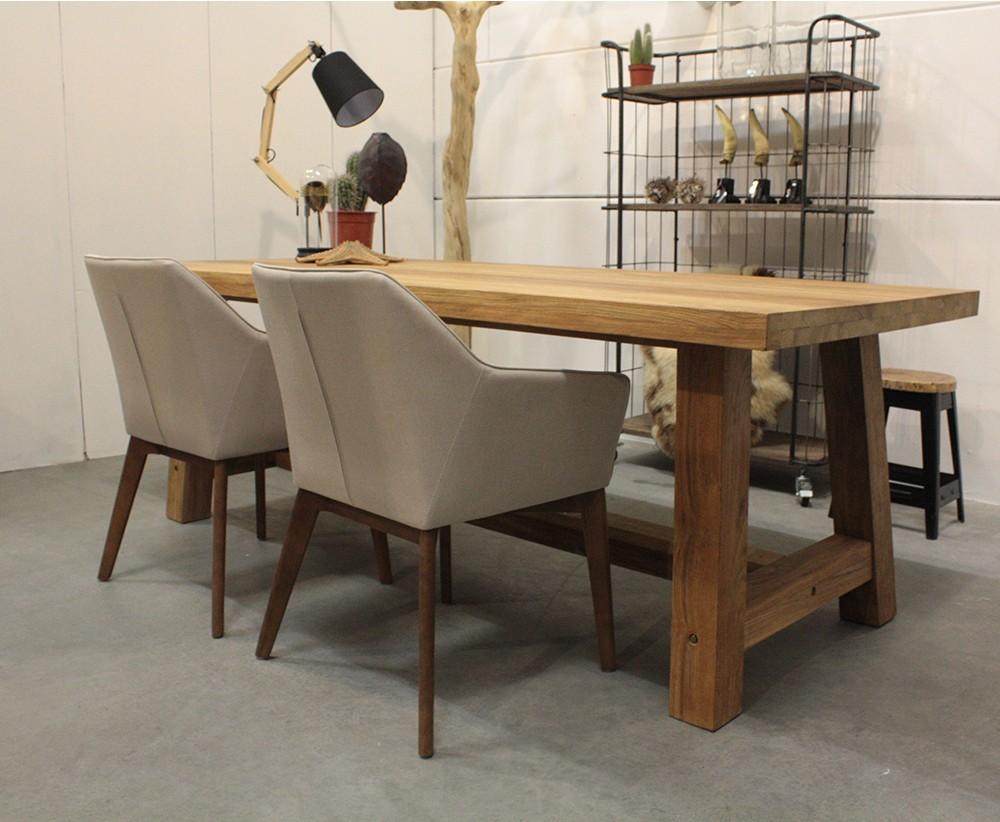 Stoelen met armleuning goedkoop amazing armstoel caldes for Goedkope witte stoelen